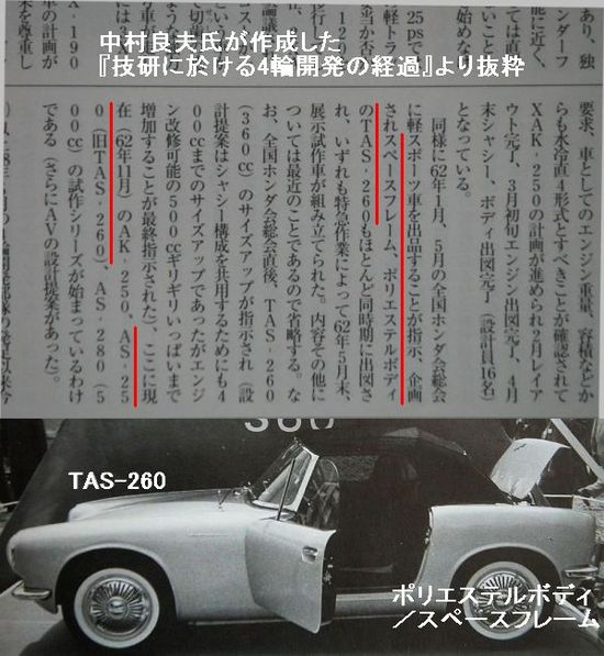 Tas260chassis